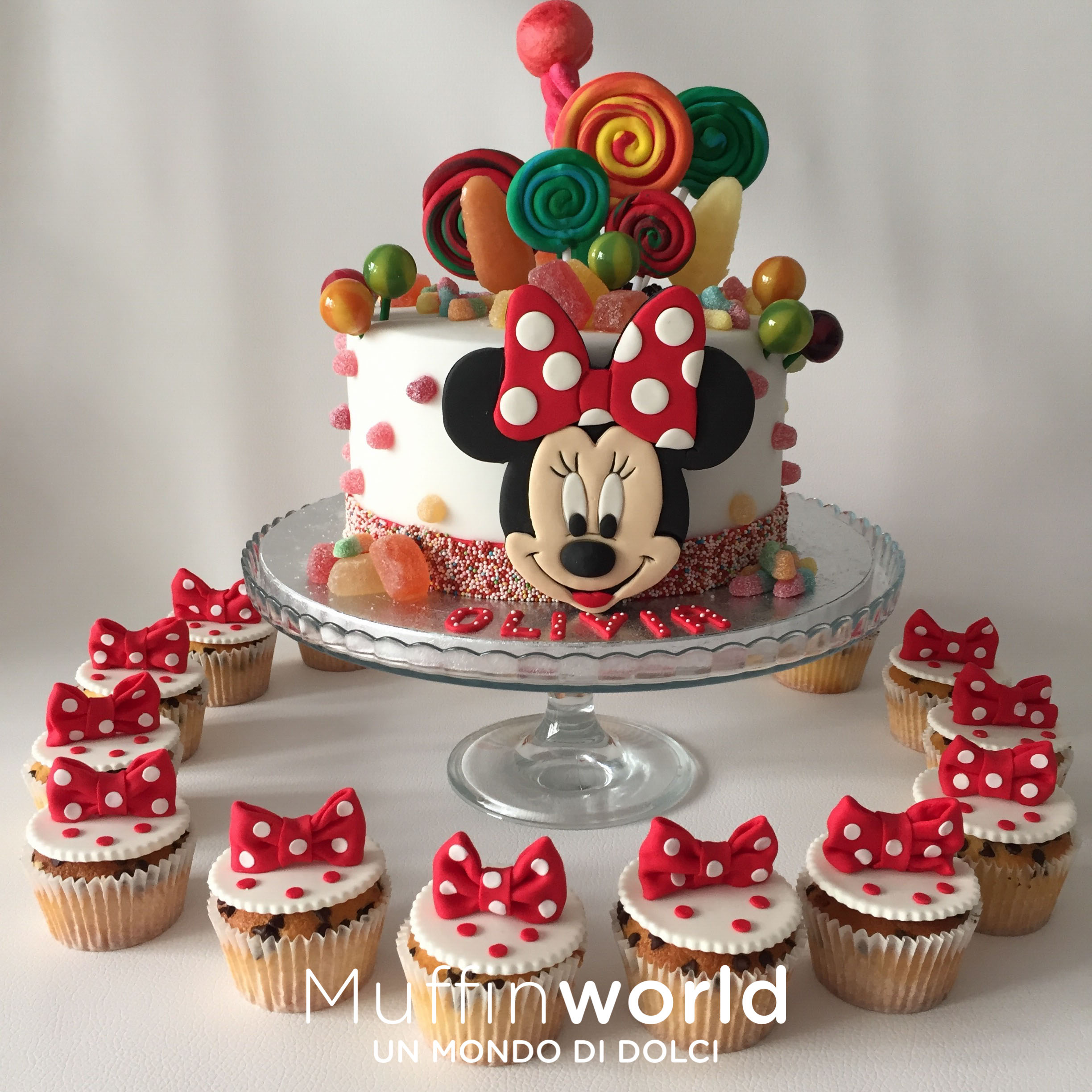 Popolare Torte Decorate - Muffinworld HA77