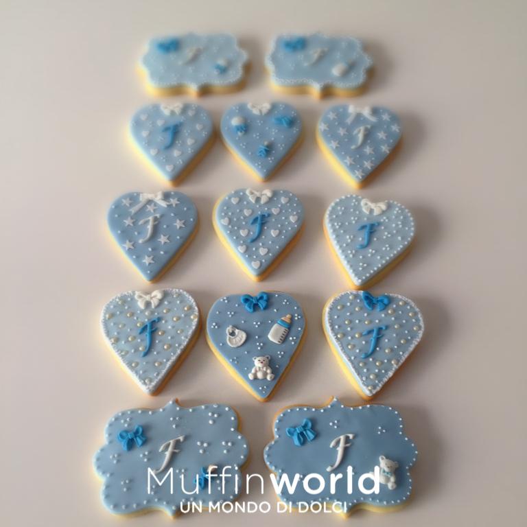 Estremamente Biscotti decorati - Muffinworld QJ66
