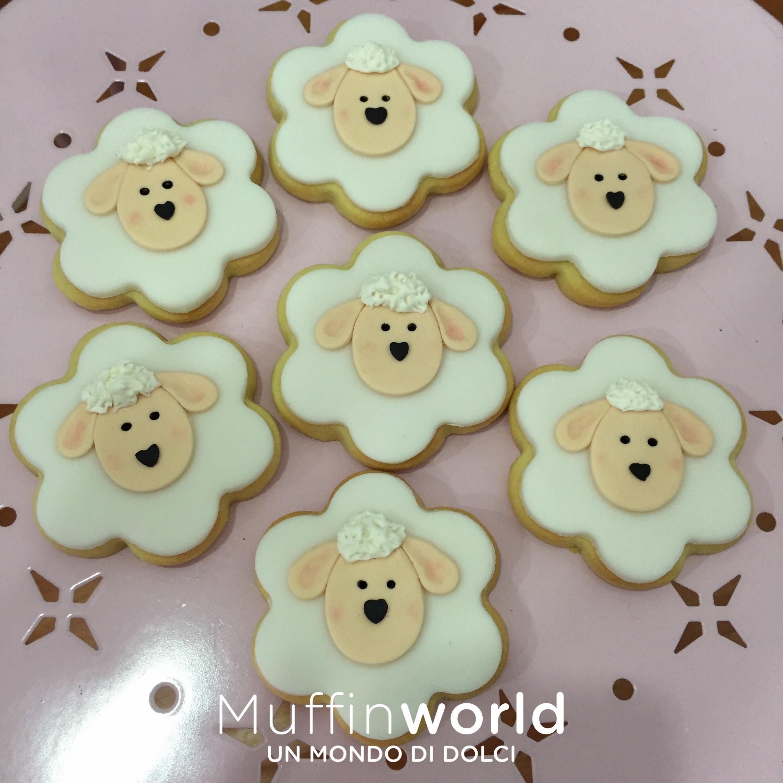 Estremamente Biscotti decorati - Muffinworld QW06