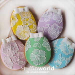 Biscotti decorati muffinworld - Uova di pasqua decorati ...
