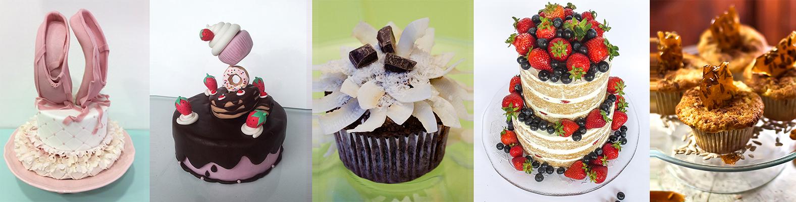 Cake Design Milano - varie torte realizzate da Muffinworld