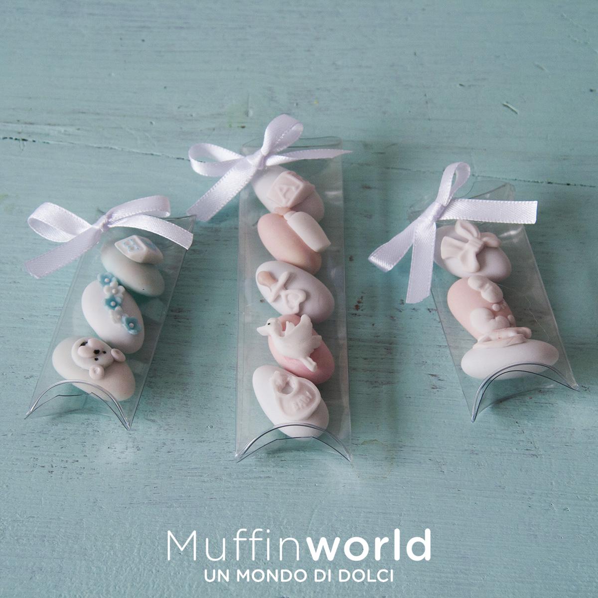 Ben noto Cake Pops, Confetti e Bomboniere - Muffinworld QS38