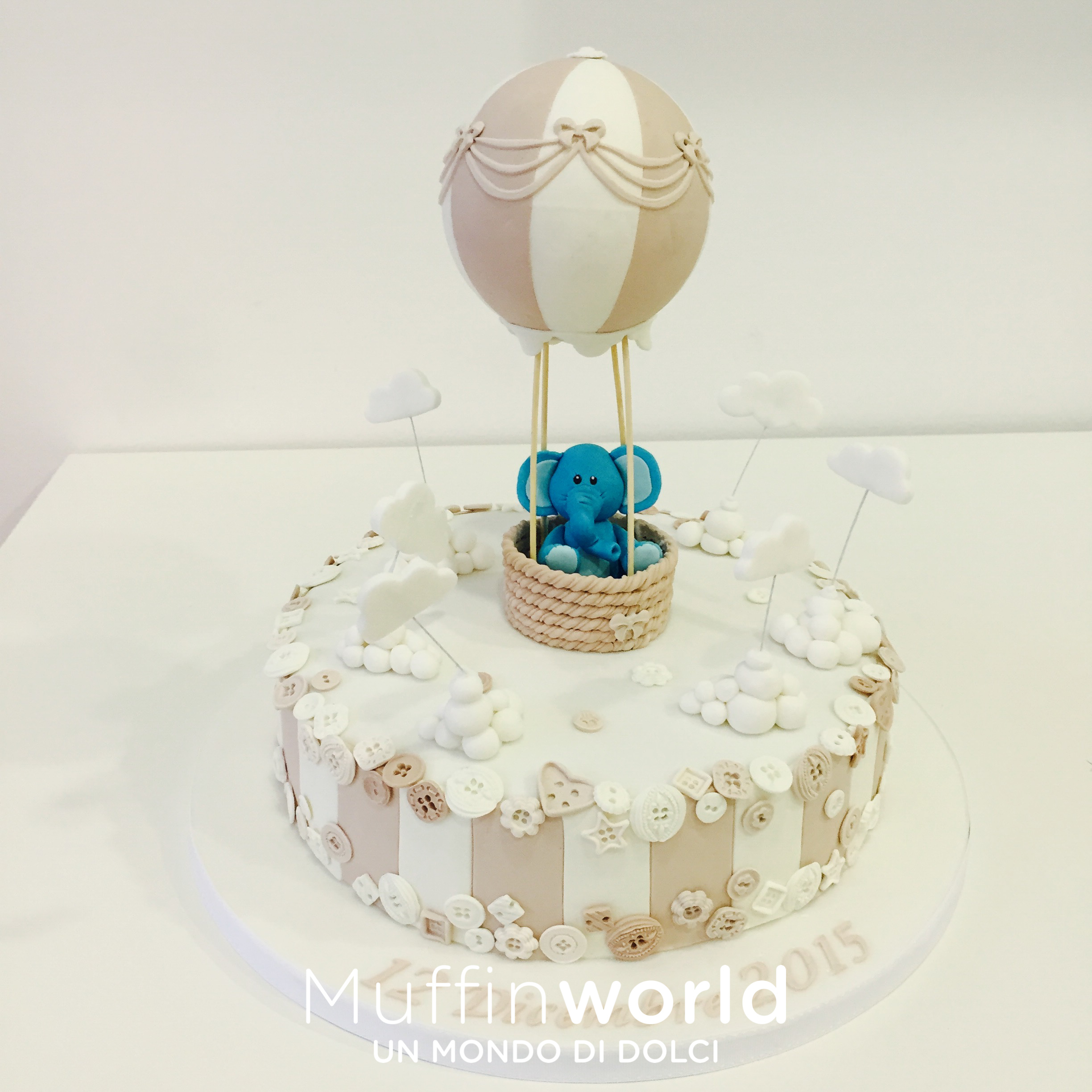 Exceptionnel Torte Decorate - Muffinworld OM49