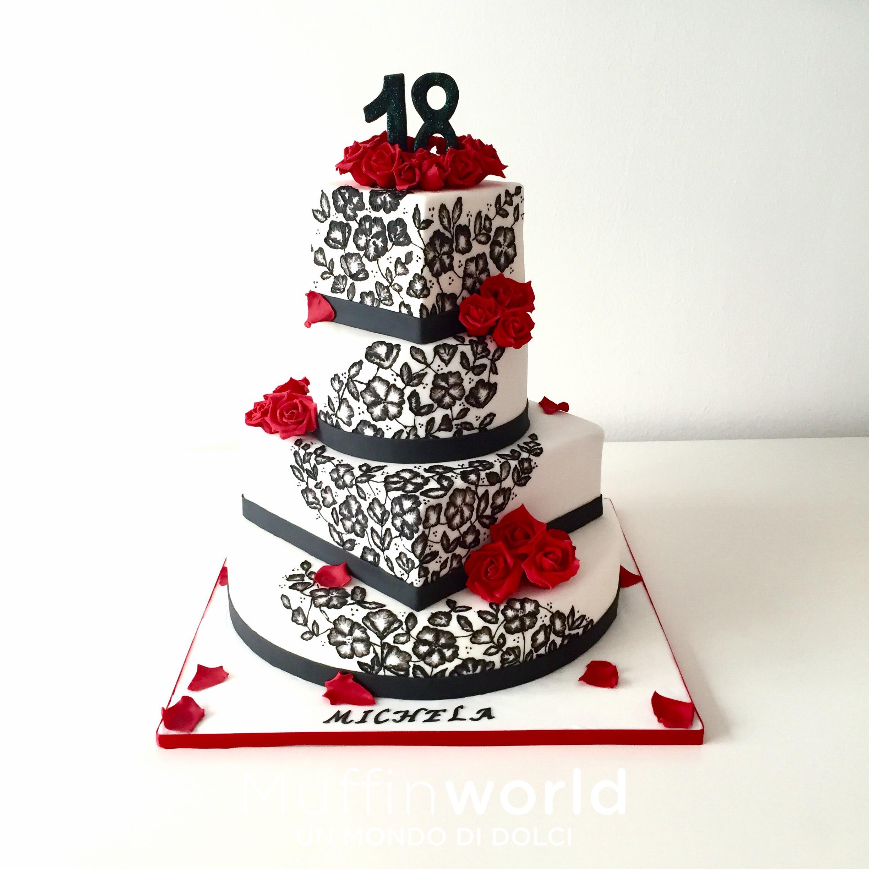 Top Torte di compleanno per adulti - Muffinworld WW12