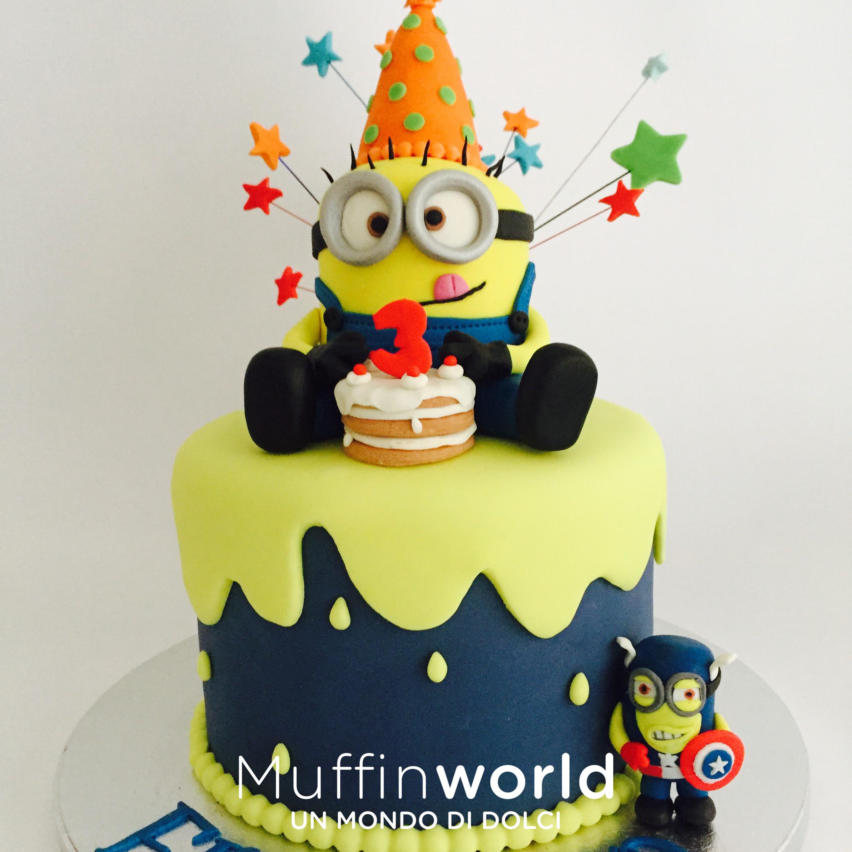 Torte Cake Design Per Bambini Immagini : Torte per bambini - Muffinworld