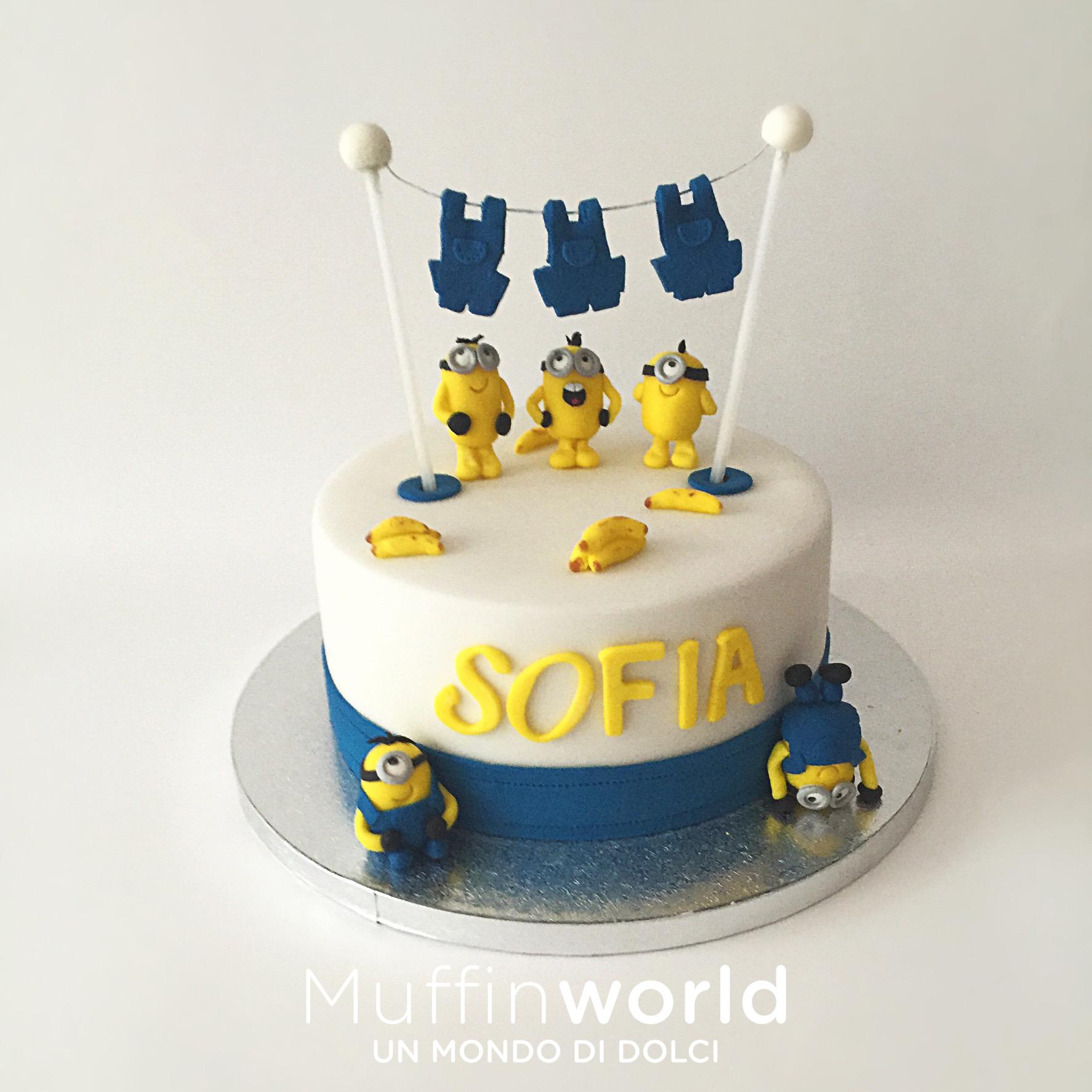 Preferenza Torte per bambini - Muffinworld TL22