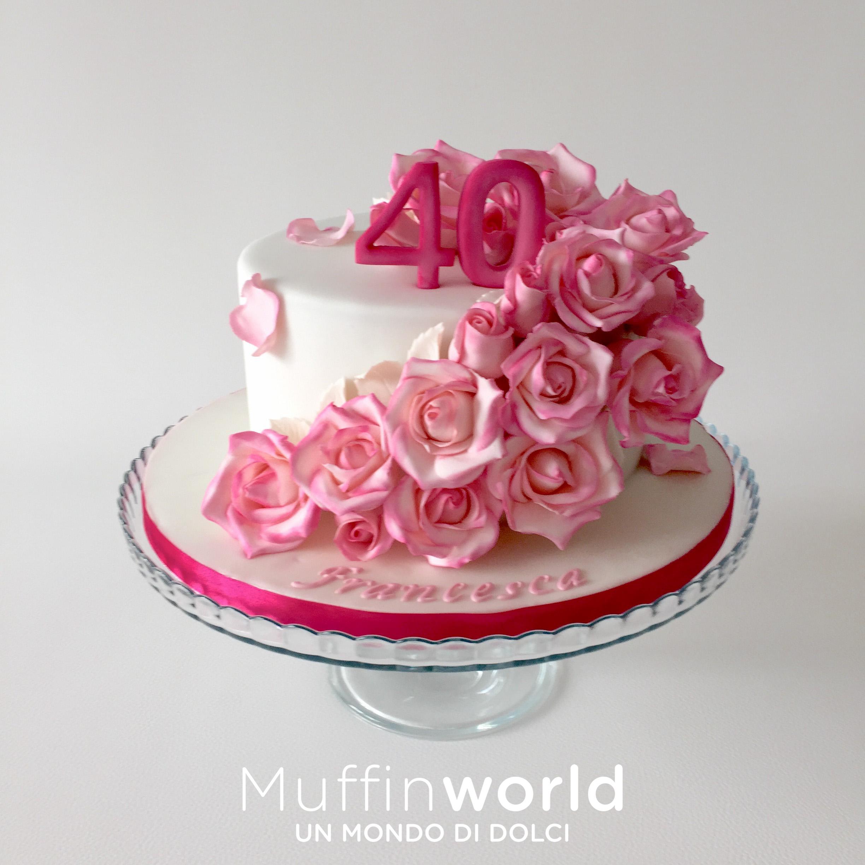 Torte decorate muffinworld for Torte di compleanno particolari per uomo