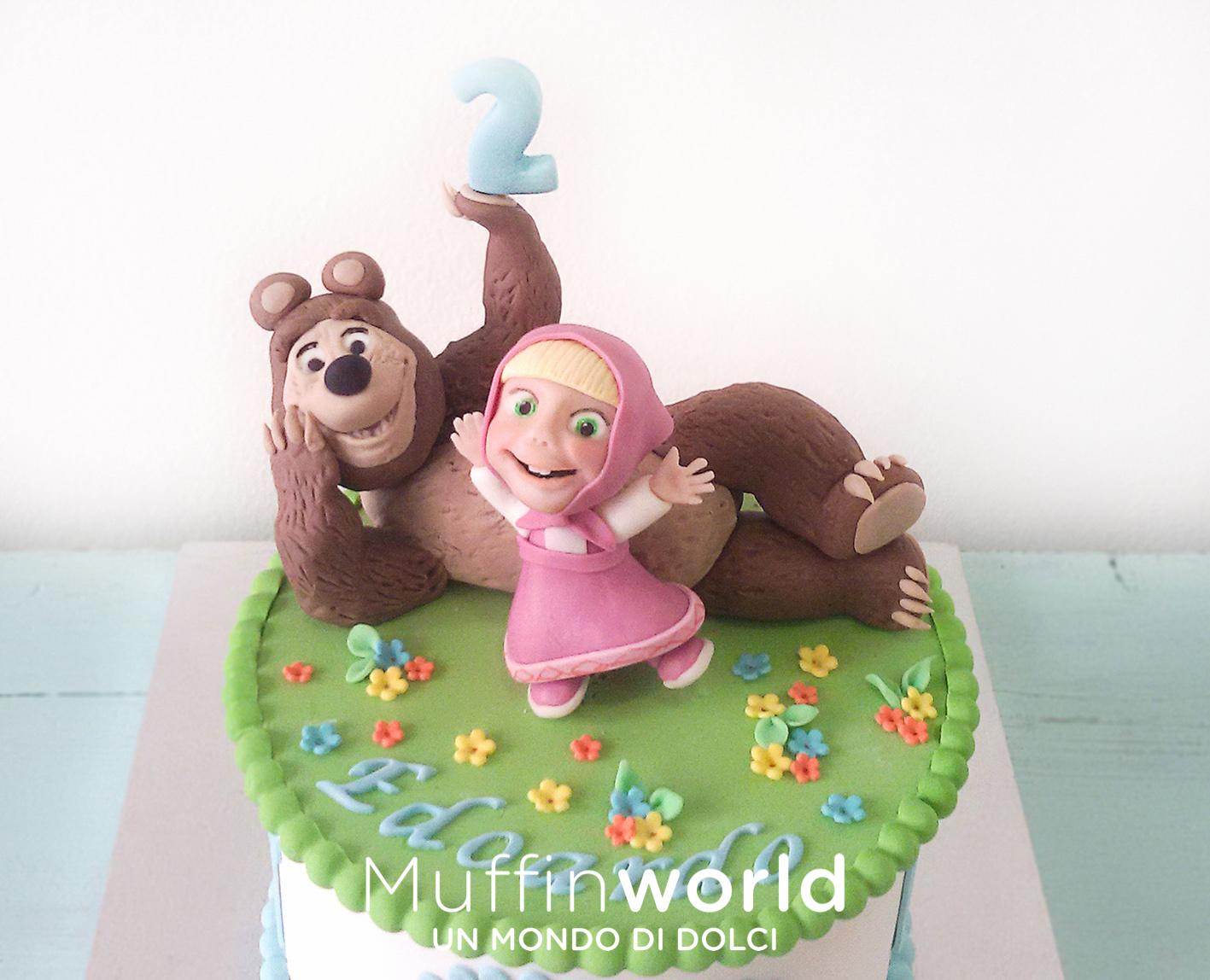 Torte Decorate Muffinworld