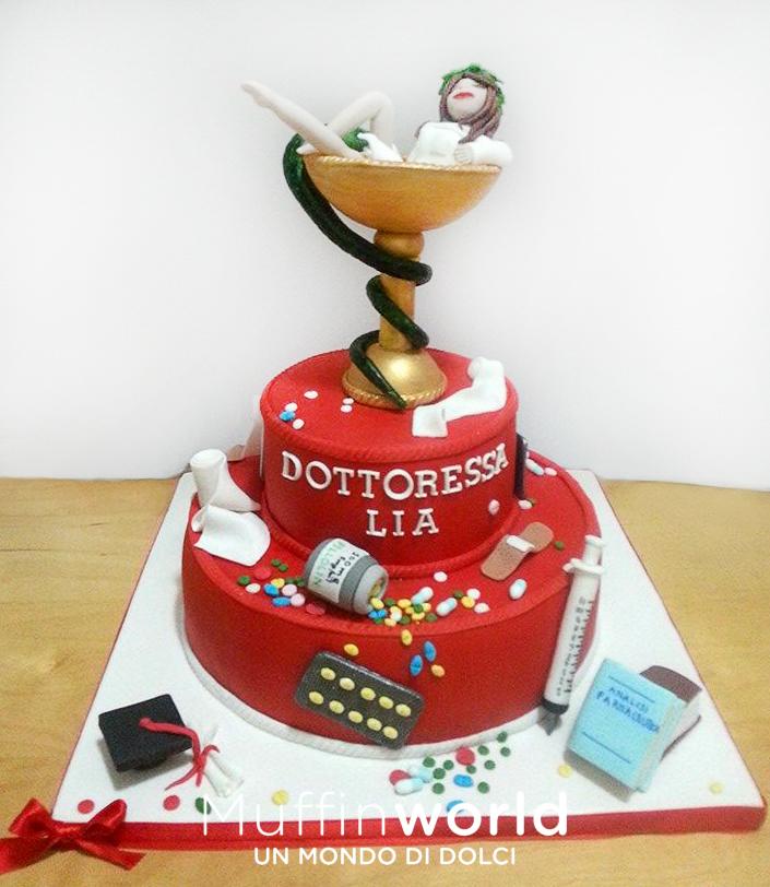 Top Torte di laurea - Muffinworld DB62