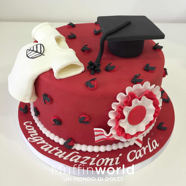 Popolare Torte di laurea - Muffinworld TW17