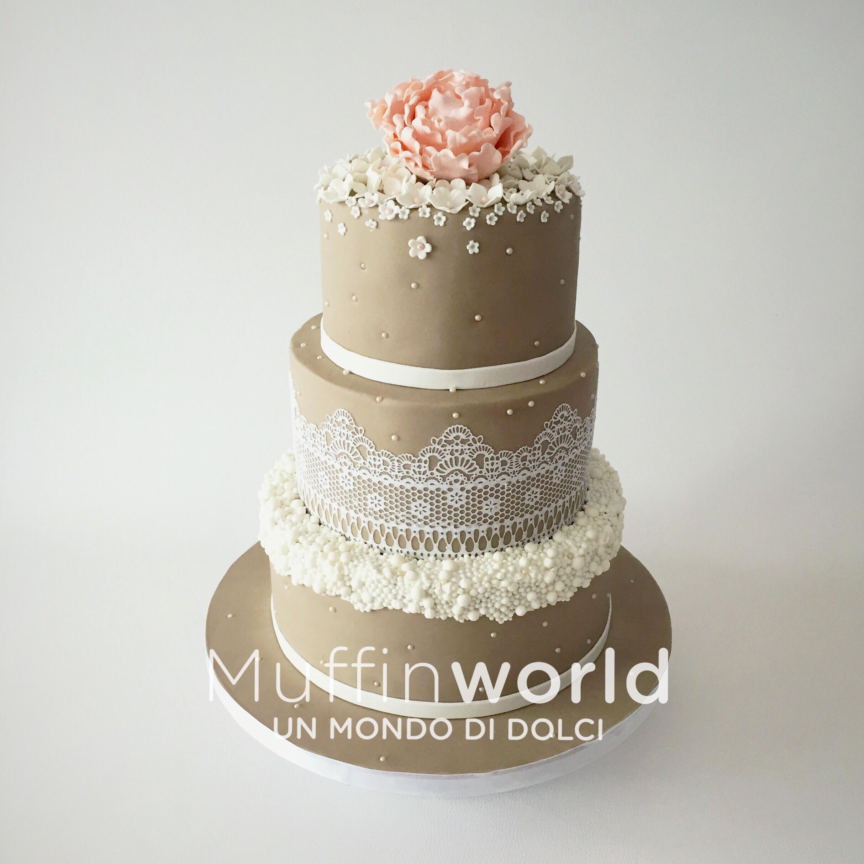 Torta Matrimonio Country Chic : Torte di matrimonio wedding cake muffinworld